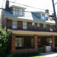 Rental info for 1718 Duffield Street in the Highland Park area