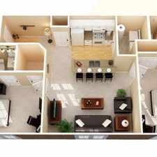 Rental info for University Edge Apartments