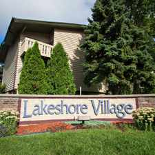 Rental info for Lakeshore Village