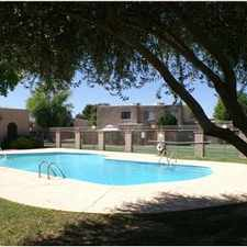 Rental info for GREAT LOCATION**CLEAN TOWNHOME** CLOSE TO EVERYTH in the Mesa area