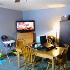 Rental info for Spacious One Bedroom upstairs apartment