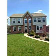 Rental info for Beautiful 4 bed 3.5 bath home with fenced in yard!
