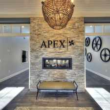 Rental info for APEX on Preston Apartments
