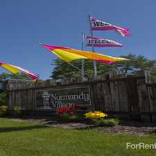 Rental info for Normandy Village