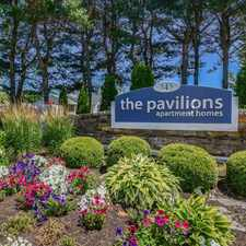 Rental info for The Pavilions Apartment Homes