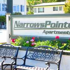 Rental info for NarrowsPointe