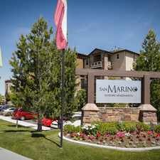 Rental info for San Marino Apartments in the Sandy area