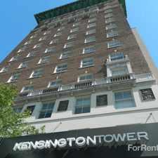 Rental info for Kensington Tower