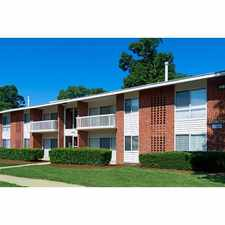 Rental info for Pinewood Gardens Apartments in the Rosemont area