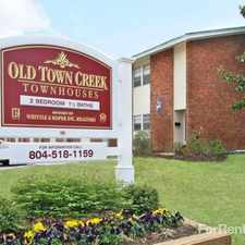 Rental info for Old Town Creek Townhomes