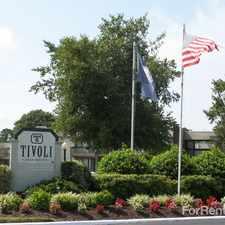 Rental info for Tivoli Apartments