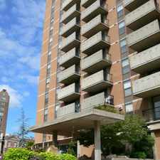 Rental info for Monroe Park Towers