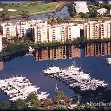Rental info for Aventura Yacht Club Condo