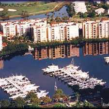 Rental info for Aventura Yacht Club Condo