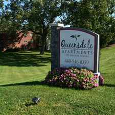 Rental info for Queensdale Apartments in the Mentor area