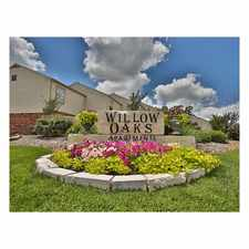 Rental info for Willow Oaks Apartments in the Bryan area