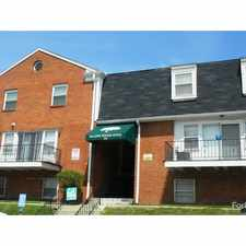 Rental info for Valerie Woods Apartments in the Dayton area