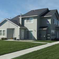 Rental info for Pinehurst Townhomes in the Nampa area