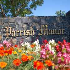 Rental info for Parrish Manor