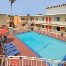 Rental info for Pico Lanai Apartments