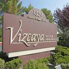 Rental info for Vizcaya Hilltop Apartments