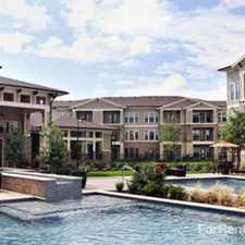 Rental info for Parkside Place in the Houston area