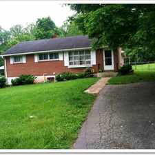 Rental info for 1002 Craigmont Dr