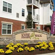Rental info for The Residences at Chagrin Riverwalk