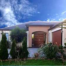 Rental info for Impressive living at its best - Close to all amenities in the Melbourne area