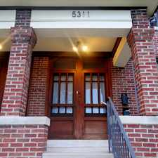 Rental info for 5311 South Kingshighway in the Princeton Heights area
