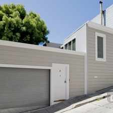 Rental info for $5000 1 bedroom House in North Beach in the Telegraph Hill area