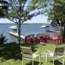 Rental info for E. LAKE RD/ Vacation Rental ONLY