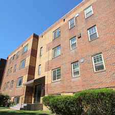 Rental info for Kingsley Apartments