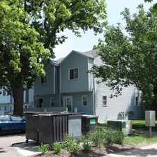 Rental info for Cole Townhomes in the Minneapolis area