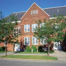 Rental info for Lincoln School Apts