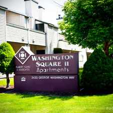Rental info for Washington Square II