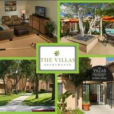 Rental info for Villas at Rowland Heights