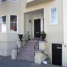 Rental info for 3165 Sacramento St in the San Francisco area