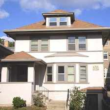 Rental info for 609 Howard Pl in the State-Langdon area