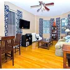 Rental info for 40 St Botolph St #1 in the Boston area