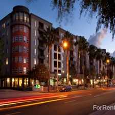Rental info for AO Santa Monica Apartments