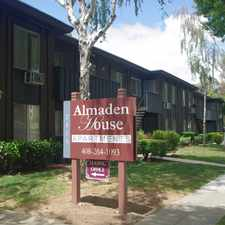Rental info for Almaden House