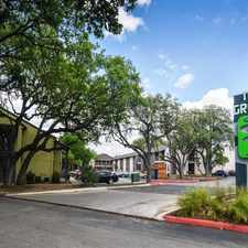 Rental info for The Grove in the San Antonio area