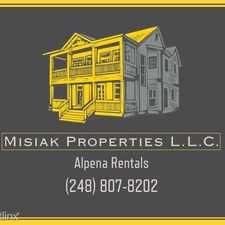 Rental info for Misiak Properties