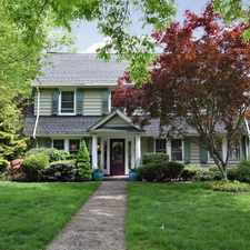 Rental info for Upper Montclair 6 Bedroom Charmer - Steps from NYC bound bus