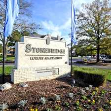 Rental info for Stonebridge Luxury Apartments in the Chesapeake area