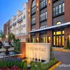 Rental info for Sullivan Place
