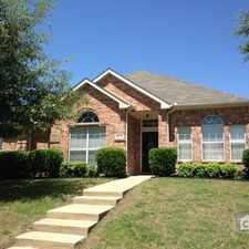 Rental info for $4950 4 bedroom House in Collin County Frisco in the Plano area
