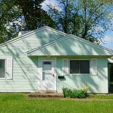 Rental info for 3 bedroom home for rent on Drew Way in Dayton in the Dayton area