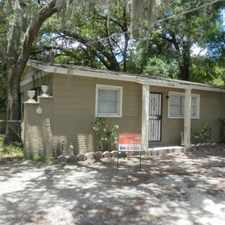 Rental info for 10008 Lantana Ave in the North Tampa area